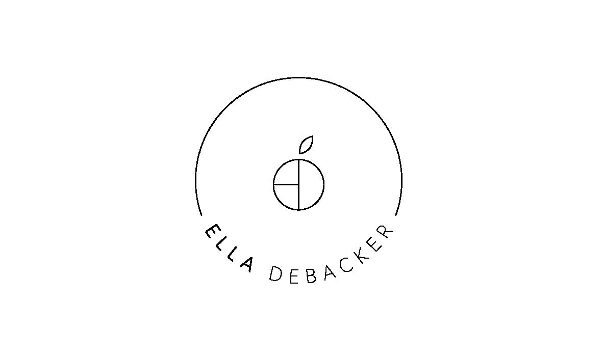 Logo Ella Debacker