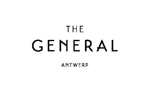 Logo The General Antwerp