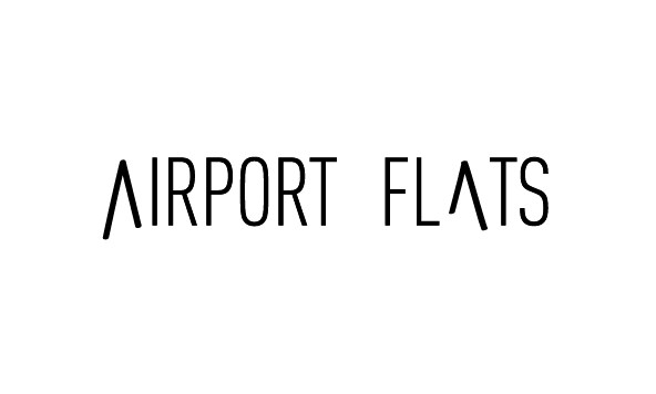 logo airport flats